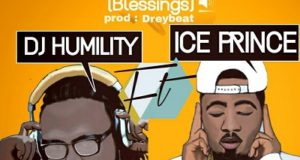 DJ Humility - All Over Me (Blessings) ft Ice Prince