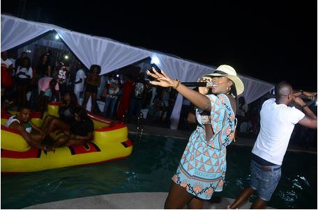 Quilox Pool Party