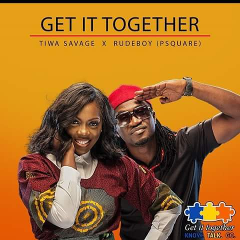 Tiwa Savage & Paul P-Square - Get It Together