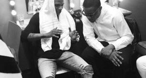 Wizkid and DJ Tunez