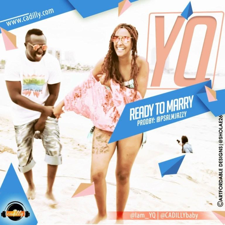 YQ - Ready to Marry [AuDio]