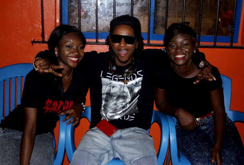 Yung6ix and fans