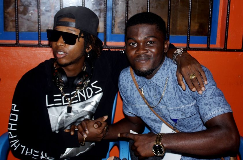 Yung6ix appearance in unilag