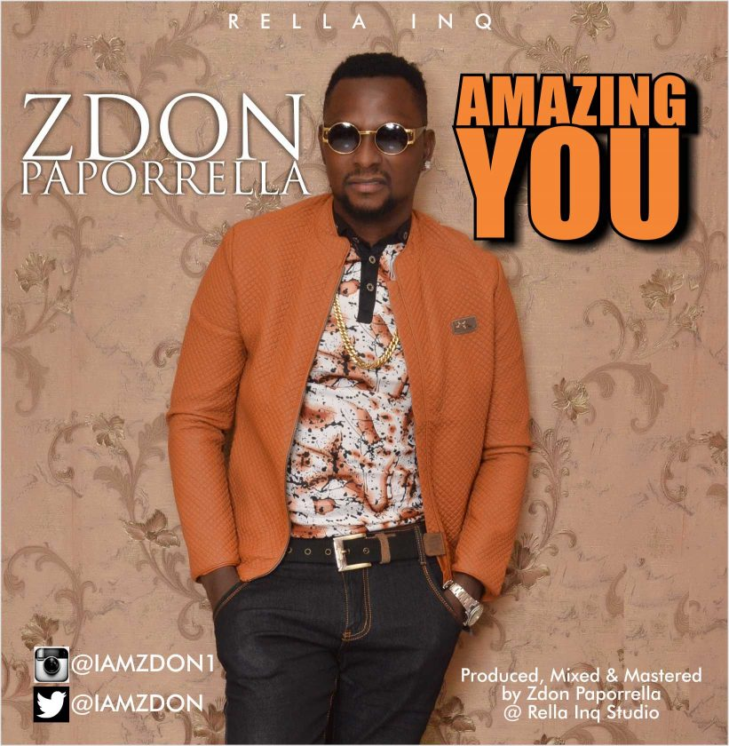 Zdon Paporrella - Amazing You