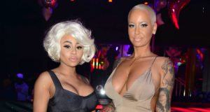 Amber Rose Claims She Had Given Blac Chyna Oral Sex