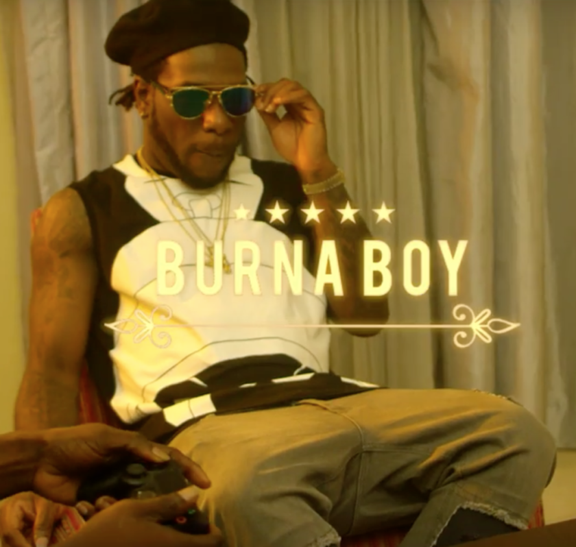 Burna Boy - Rizzla [ViDeo]