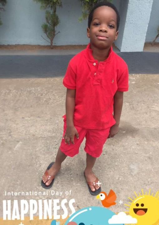 Checkout cute Photos of WizKids First Son