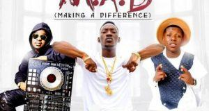 DJ Real - M.A.D ft Dammy Krane & Small Doctor [AuDio]