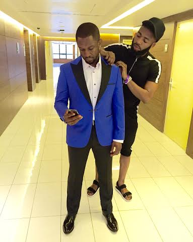 Darey Alade been Styled by Jeremiah Ogbodo