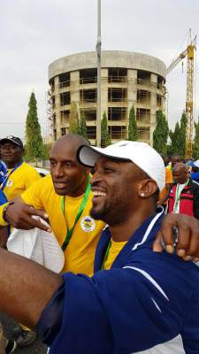 Darey and Fashanu - Nigerian Police To Walk Against Crime