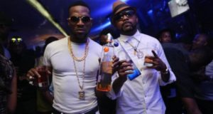 Dbanj and Banky w