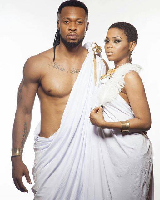 Flavour and Chidinma NaijaVibe
