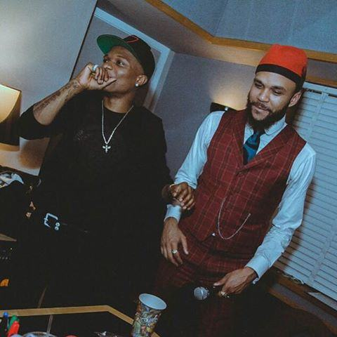 Jidenna and Wizkid