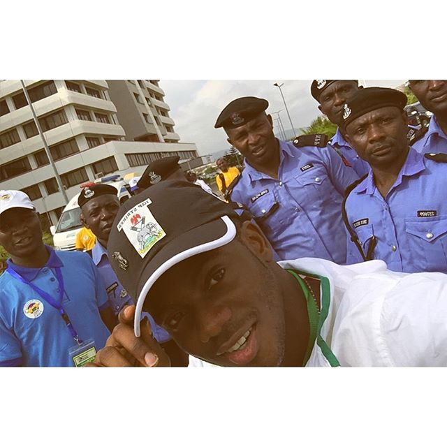 Korede Bello - Nigerian Police To Walk Against Crime