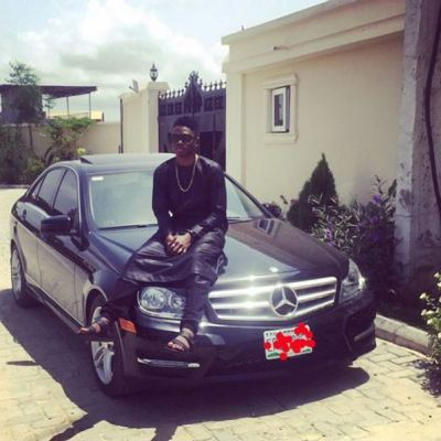 Lil Kesh Acquires New Mercedes
