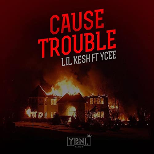 Lil Kesh - Cause Trouble ft YCEE