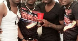 Mamuzee and Psquare
