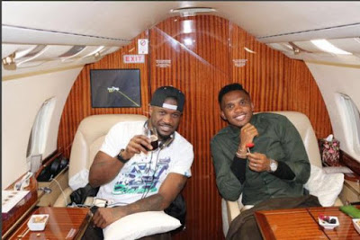 Peter and Etoo