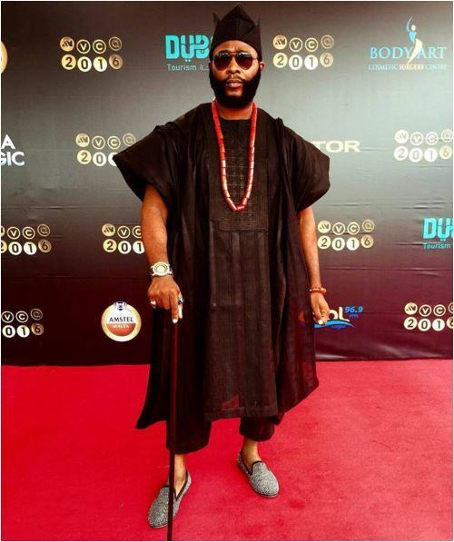 Exclusive Photos from AMVCA 2016