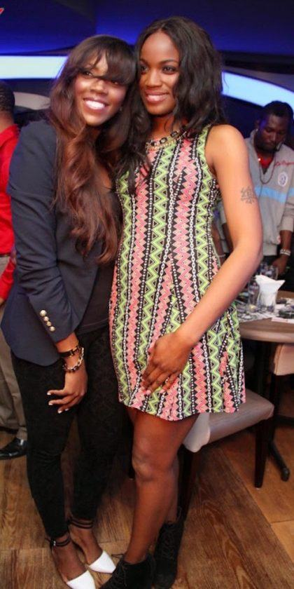 Seyi Shay Claims she doesn't Know Tiwa Savage