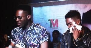 Watch performance by Adekunle Gold, Lil Kesh, Falz, Koker & Olamide at Industry Nite [ViDeo]