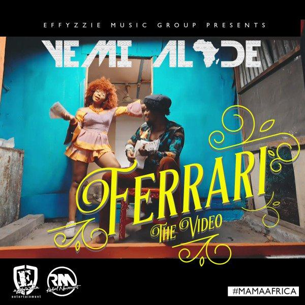 Yemi Alade - Ferrari [ViDeo]