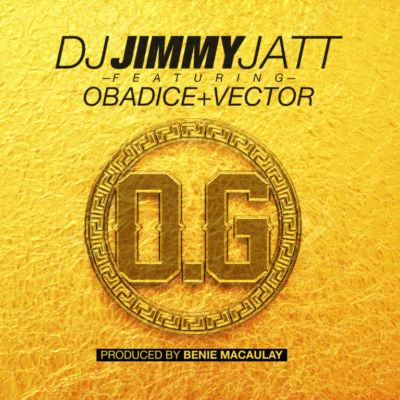 Dj Jimmy Jatt - Obalende Gold ft Obadice & Vector [AuDio]
