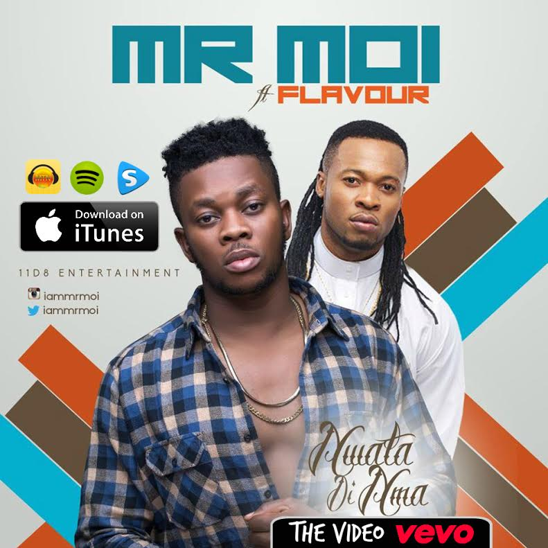 Mr Moi - Nwatadimma ft Flavour [ViDeo]