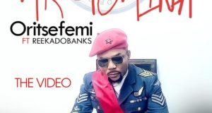 Oritse Femi - Mr Gomina ft Reekado Banks [ViDeo]