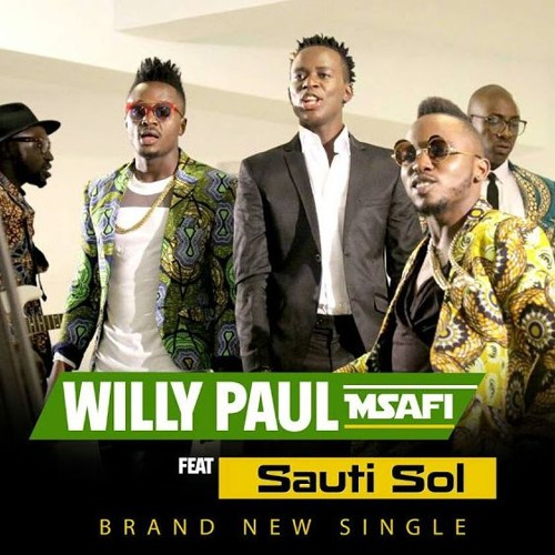 Willy Paul - Take It Slow ft Sauti Sol