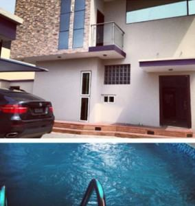 Wizkid given quit notice at his Lekki Phase 1 home
