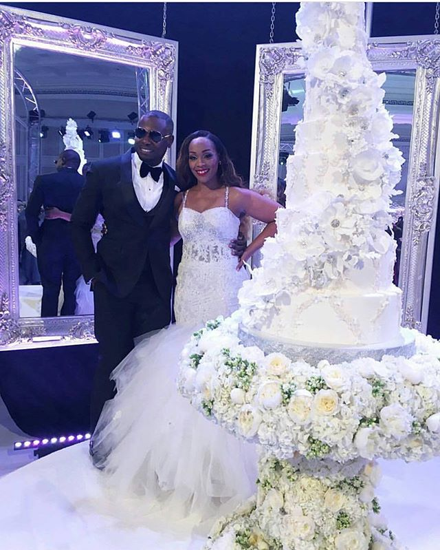 Coco Adeleke Dubai Wedding