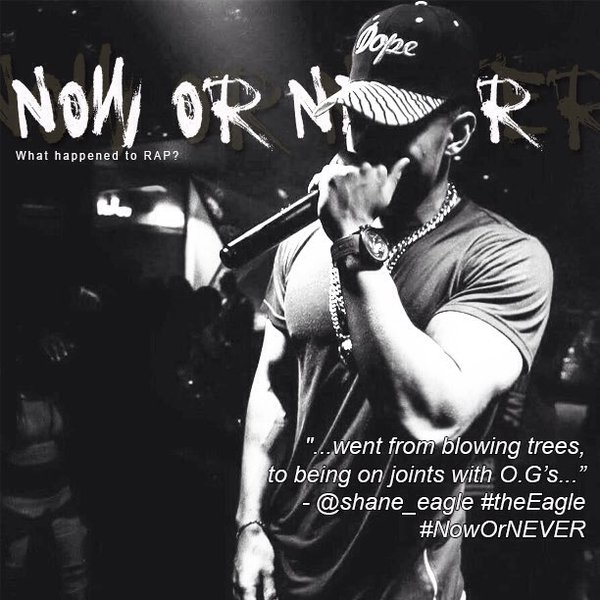 DJ Switch - Now Or Never ft Kwesta, Reason, Proverb & Shane Eagle