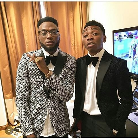 Dremo and Mayorkun