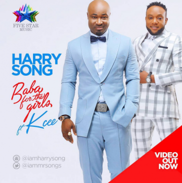 Harrysong - Baba For The Girls ft KCEE [ViDeo]