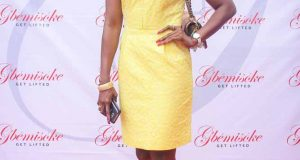 Kate Henshaw - Gbemisoke shoes at 1