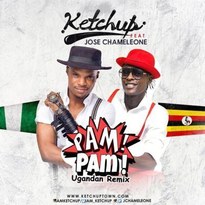Ketchup - Pam Pam (Remix) ft Dr Jose Chameleon [ViDeo]
