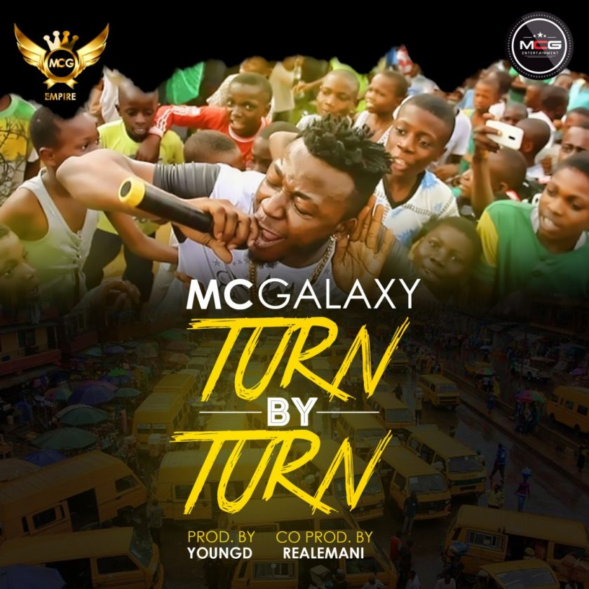 Mc Galaxy - Turn By Turn