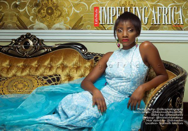 Falz & Simi Cover Impelling Africa Magazine's Lifestyle Edition