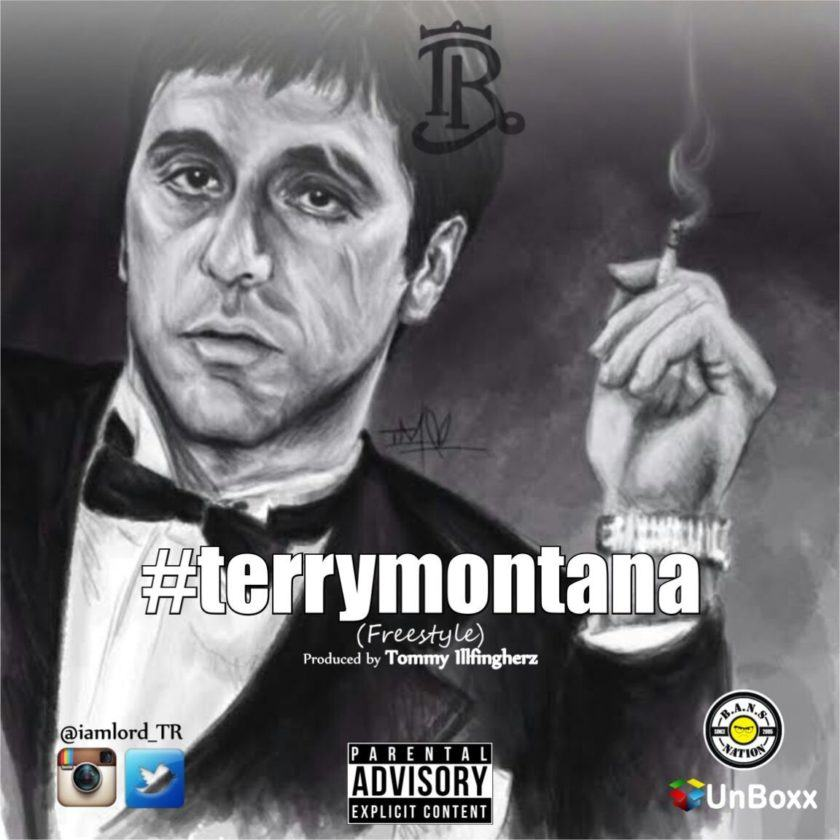 T.R - Terry Montana [AuDio]