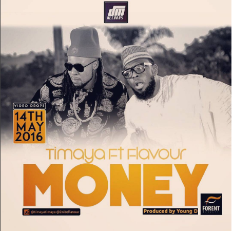 Timaya - MONEY ft Flavour [ViDeo]