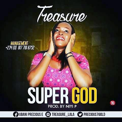 Treasure - Super God [AuDio]