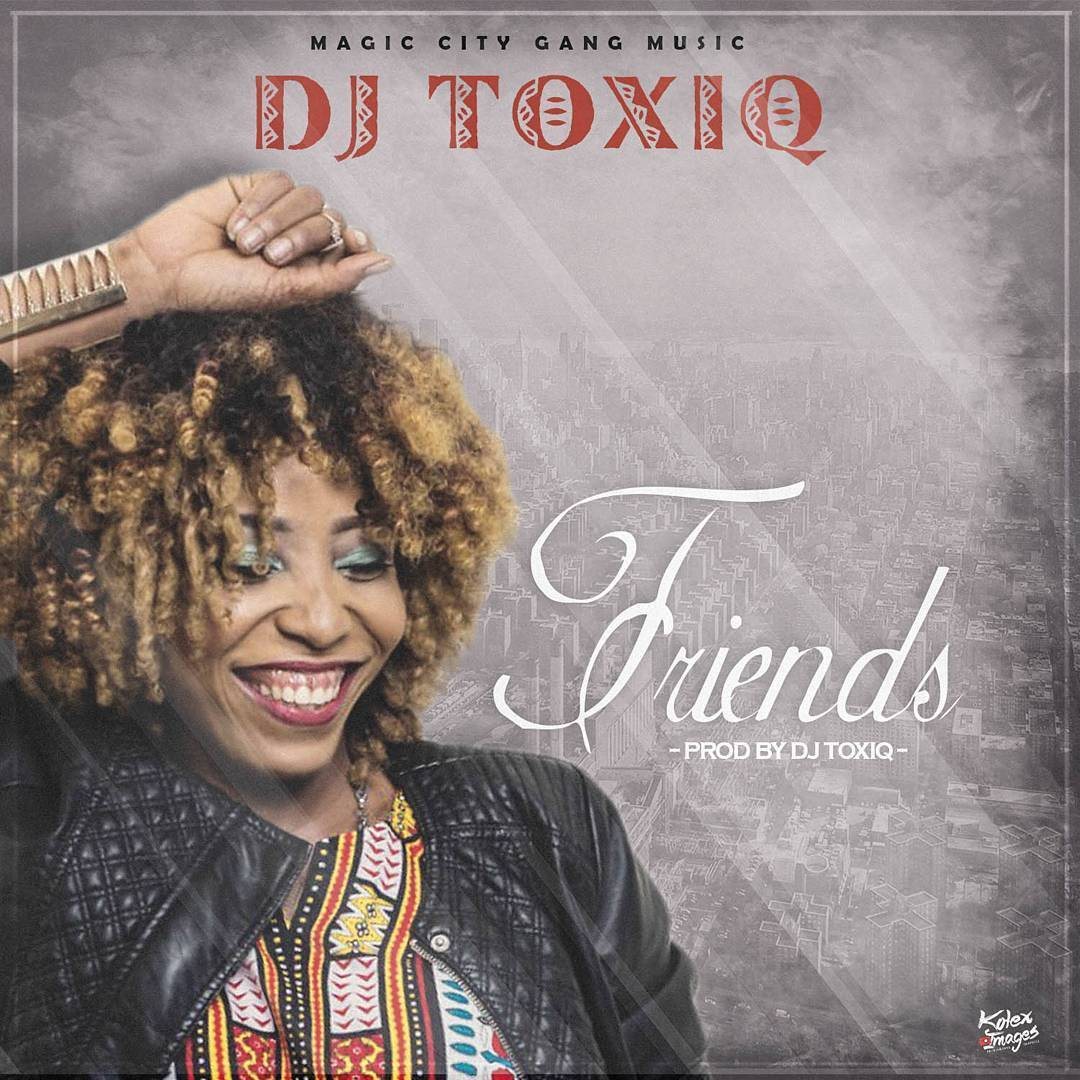 DJ Toxiq - Friends [AuDio]