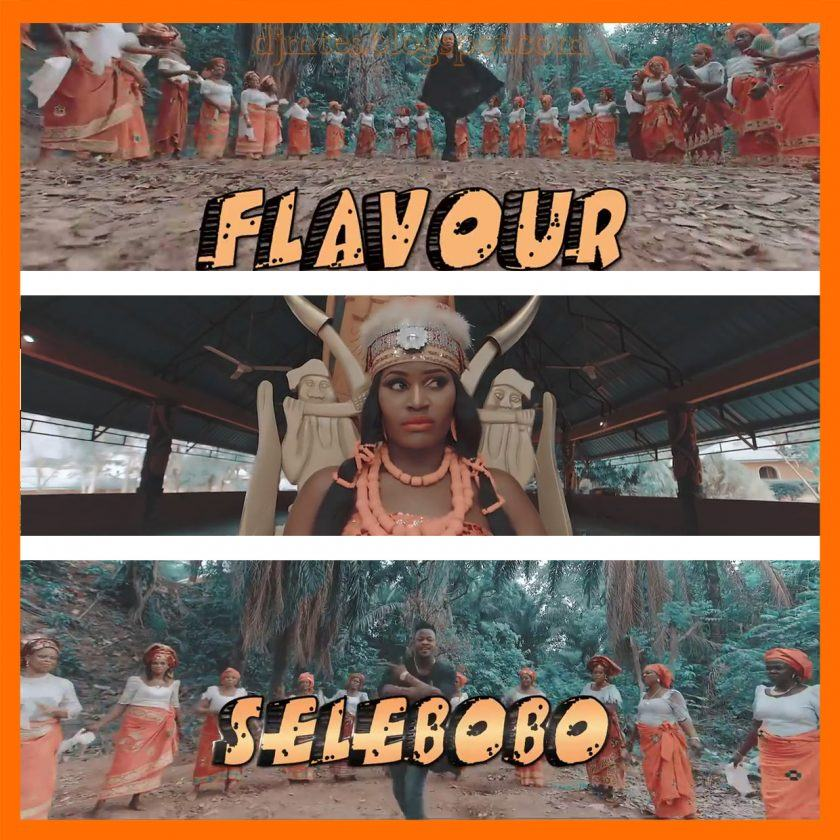 Flavour - Mmege Mmege ft Selebobo [ViDeo]