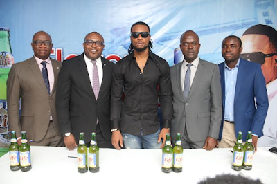 Flavour N'abania announced as ambassador for Life Continental Lager Beer