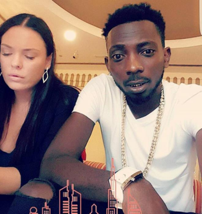 May D and Carolina Wassmuth in Dubai NaijaVibe