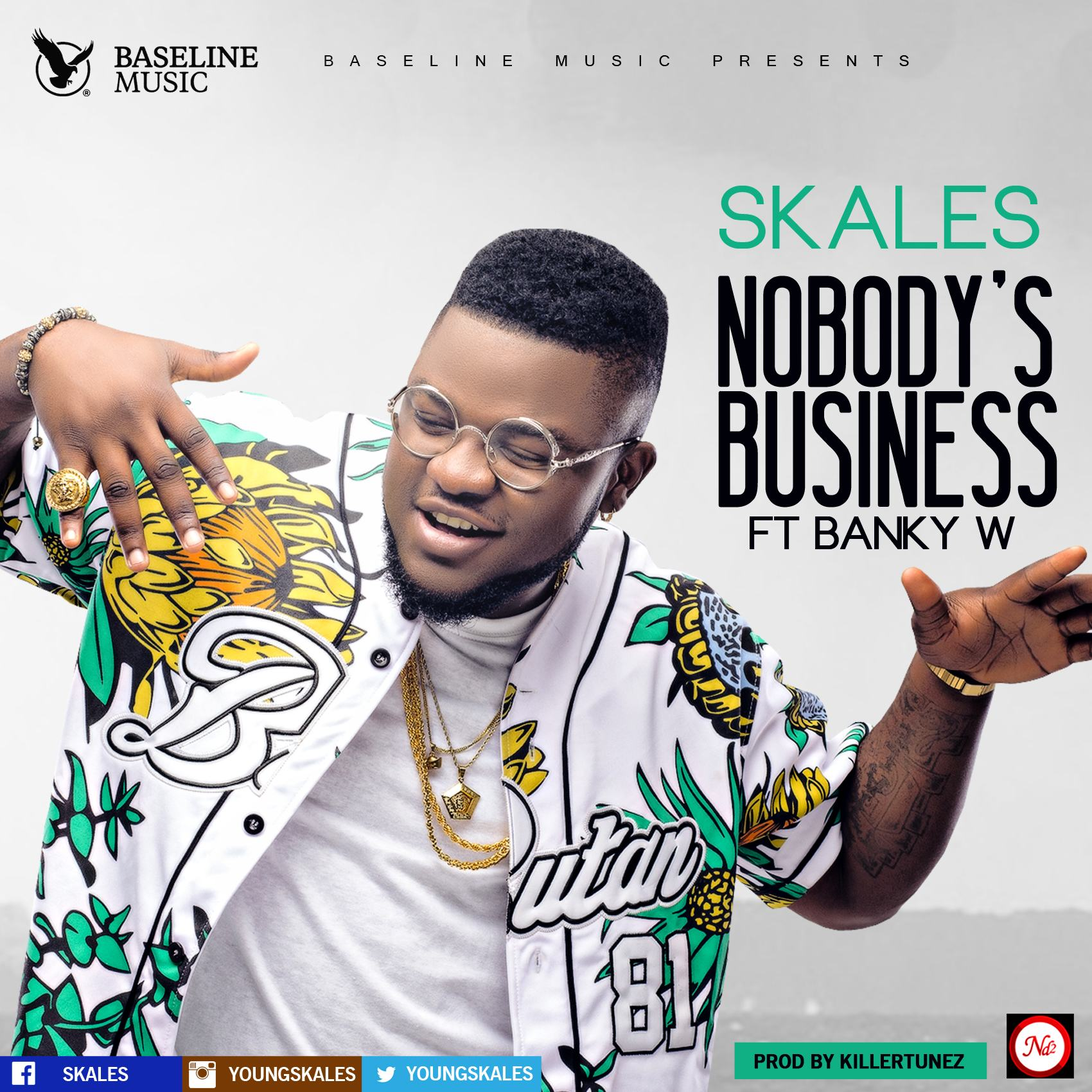 Skales - Nobody's Business ft Banky W [AuDio]