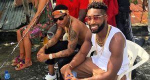 Tinie Tempah Disturbing Nigeria with Wizkid [ViDeo]