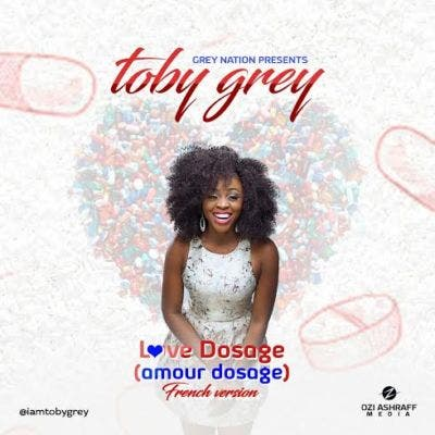 Toby Grey - Amour Dosage