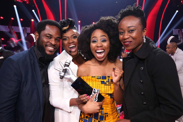 Arese emerges first winner of The Voice Nigeria